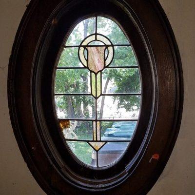 Entry Foyer Window