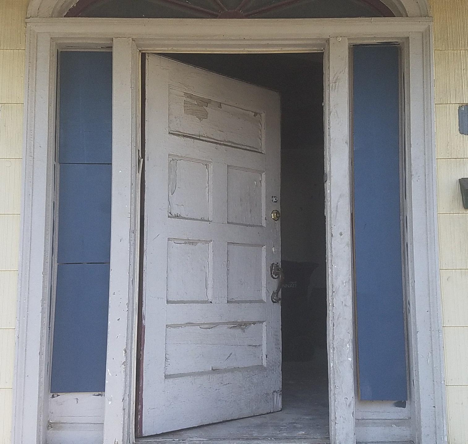 Pre-Front Door